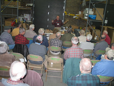 WPW Meeting Jan 2006