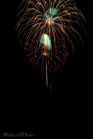 07-04-2016 - Fireworks (Midway)