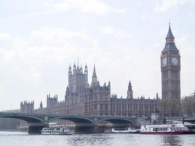 London, May 2001