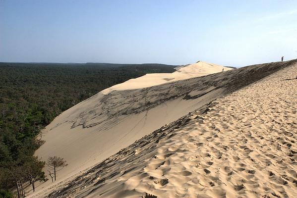 Day22 - Hourtin Plage to Dunes De Pyla (Pilat)