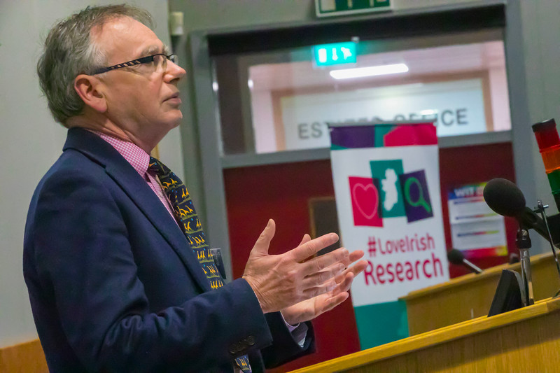 22/02/2018. Research Sparks in Waterford Institute of Technology. Picture: Patrick Browne