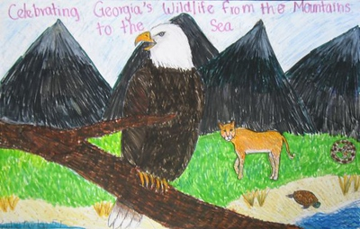 2011 Give Wildlife a Chance Poster Contest