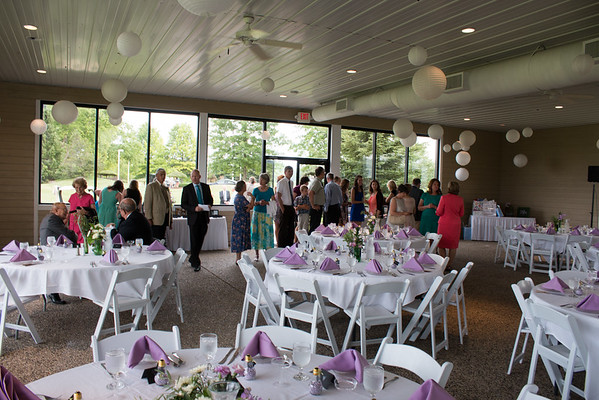 Reception - Wedding of Jeff & Ellen - 7/11/15