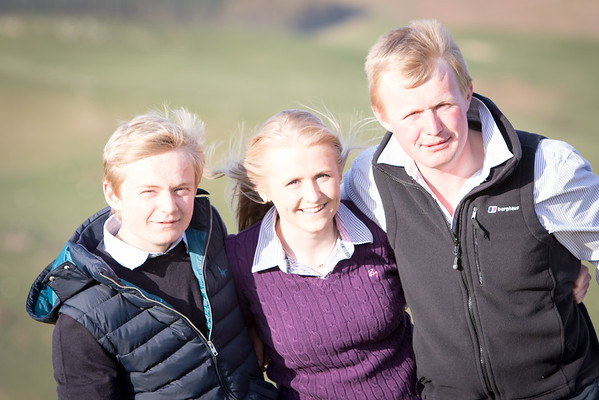 Mallen Family Portrait