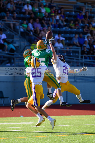 Tumwater vs. Columbia River J.V. Football September 11, 2017