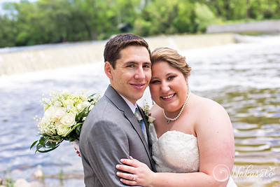 Deb & Ben {wedding day}