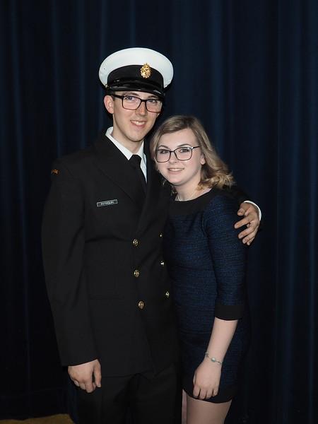 Dylan's BMQ Graduation - April 4, 2019