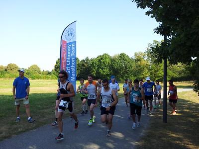 2. Lauf Sommer-Lauf-Serie München