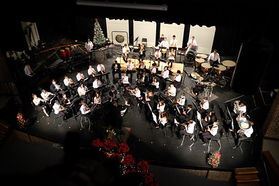2016-12-20 Grand Holiday Concert Band Concert