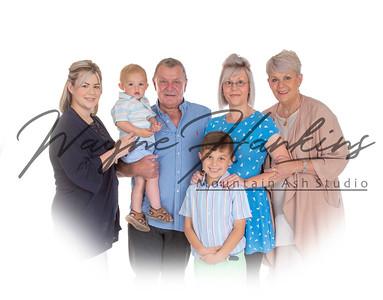 Morgan Family 25-05-2019