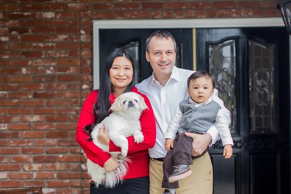 Calvert Family 2013