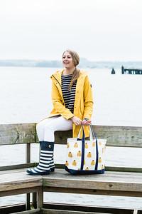 Rainwear & Stripes