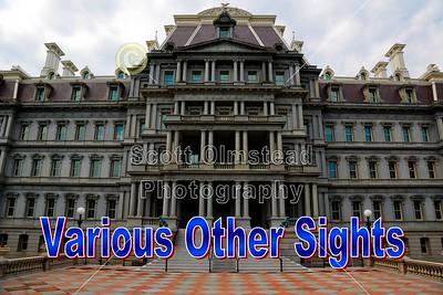 Various Other Washington DC Sights