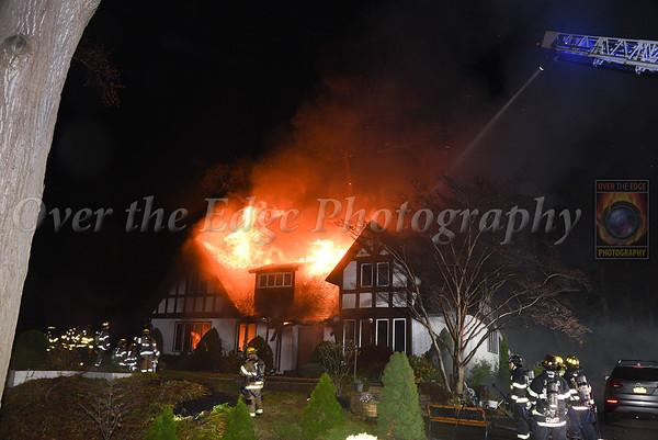Bayville House Fire 11/20/2018