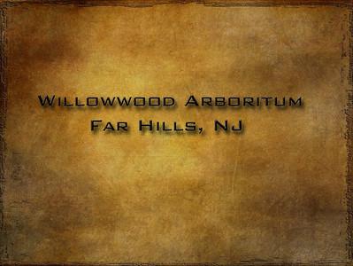 Willowwood Arboritum - 08/01/13 Video