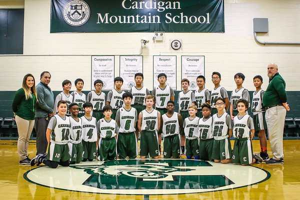2019-2020 Athletic Team Photos