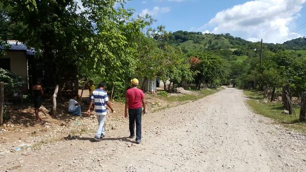 Copal Arriba, Honduras, 2016
