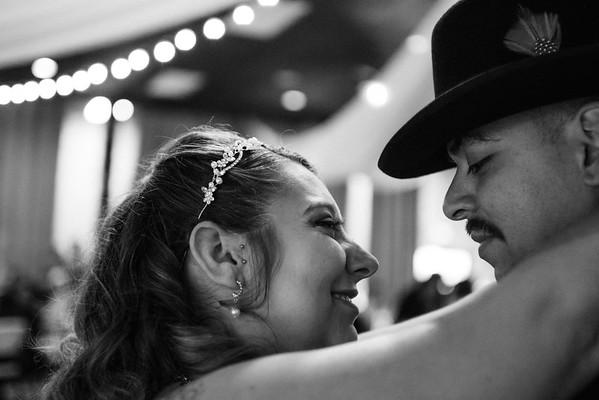 Dancing - Tiffany and Thomas