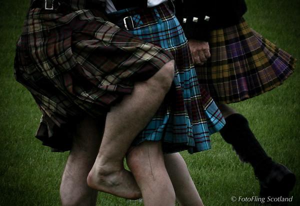Stirling Highland Games 2007