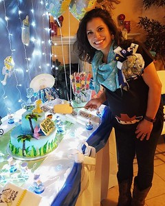 2018 03-10 Beatrize Wharton's Baby Shower