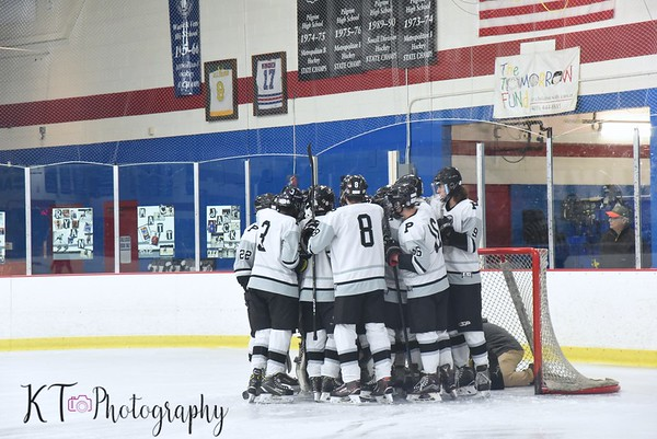 Pilgrim Hockey - Senior Night 2019