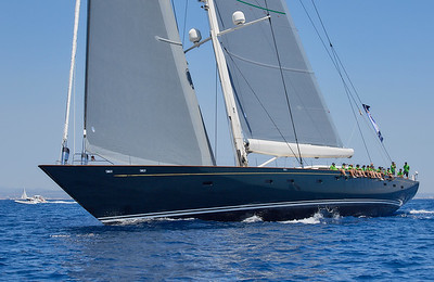 Scorpione of London - Baltic Yachts