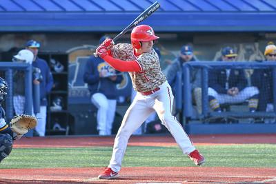 Baseball at Kent State - March 12, 2019