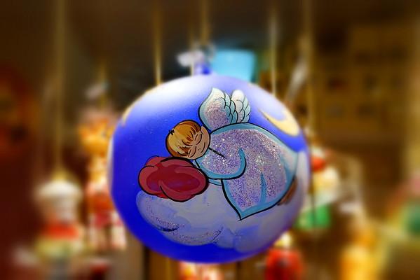 Christmas Market - Weihnachtsmarkt  Basel