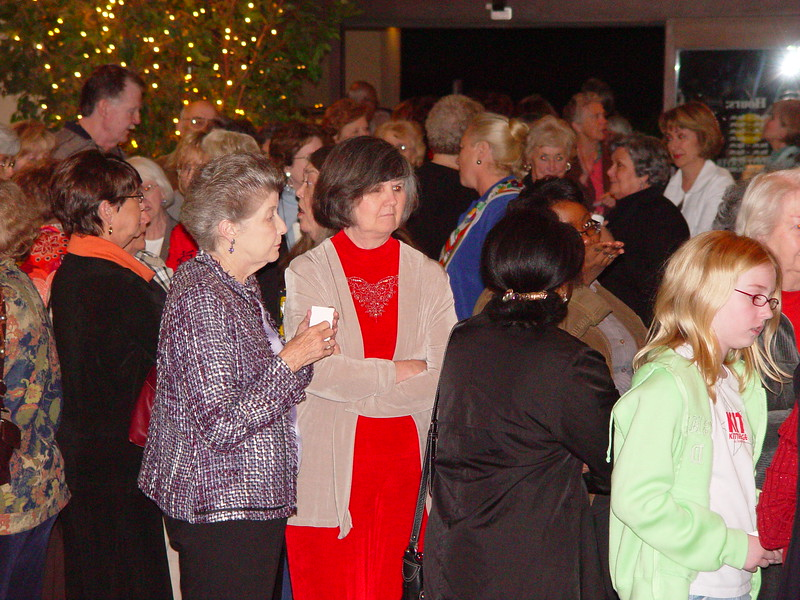 crowd coming to the dinner theatre.jpg