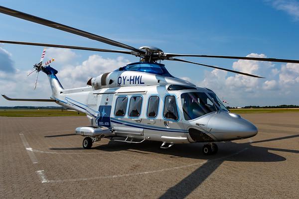 OY-HML - Agusta Westland AW139