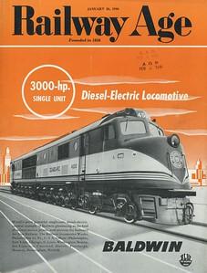 Railway Age Ads