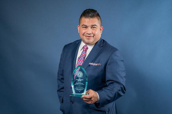M21091- TACHE Award Recipient Dr. Fred Fuentes