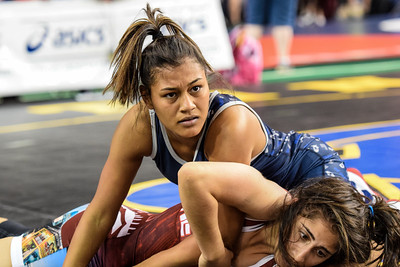 Session I: Preliminaries, Consolations and 1/8 Championships