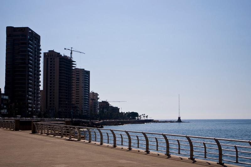 The Corniche - Beirut - بيروت