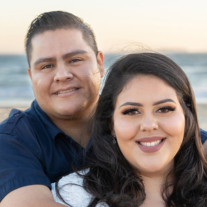 Luis and Andrea's Engagement Photos