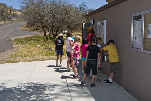 2011 CCS 6th Grade Trip - Day 1 - May 4th - Montezuma Well