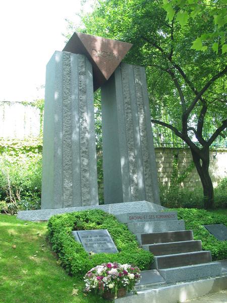 Dachau Monument