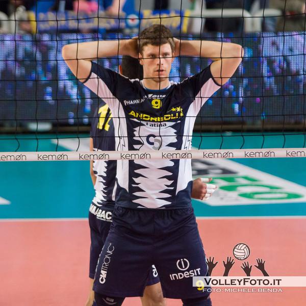 Vivi Altotevere San Giustino - Andreoli Latina | Ottavi di finale Play-Off gara 2 - Campionato Italiano di Volley Maschile Serie A1 [2012/13]