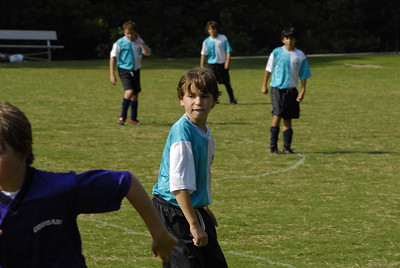 Davis Academy Soccer - Fall 06