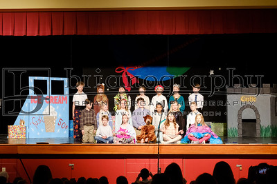 2017-18 Third Grade Play - Thanks and Giving