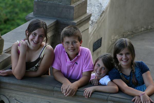 Prague, France, London, Summer 2008