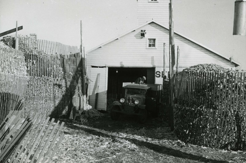 JA100.  Corn piles – 1937‡.jpg