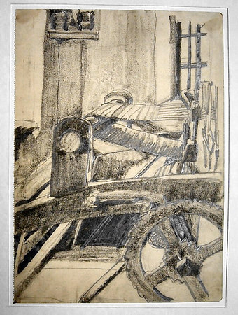 Black and White Drawings 1919