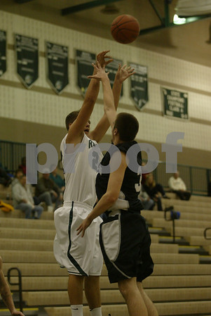 Reeths-Puffer / Kenowa Hills Boys Basketball 12 17 2010