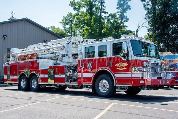[4-1-0] Kings Park Fire Department