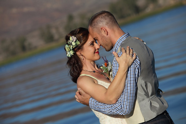 Brooke & Rob Wedding @ the US Olypmic Training Center