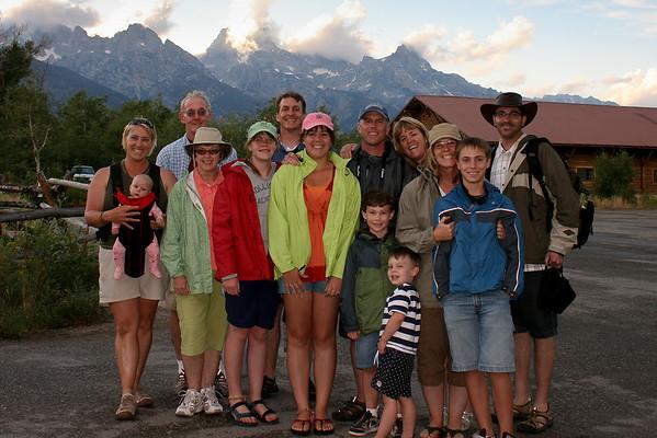 2008 - Yellowstone & Grand Teton National Parks