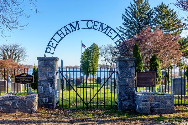 Pelham Cemetery, City Island, The Bronx 2019