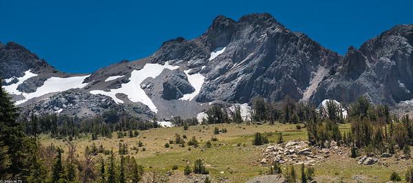 round top peak in july