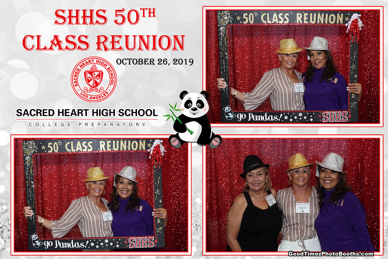Sacred Heart 50th High School Reunion